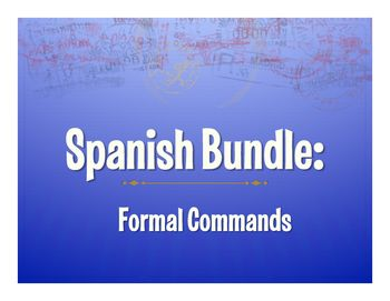 153 best spanish commands lesson activity ideas images on pinterest activity ideas activities. Black Bedroom Furniture Sets. Home Design Ideas