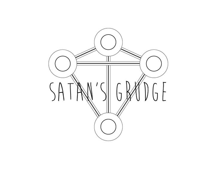 Satan's Grudge Visual Identity
