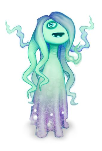 the Whisp in my opinion is my favorite ethereal monster so far. I do not have it but my friend does and it's amazing.