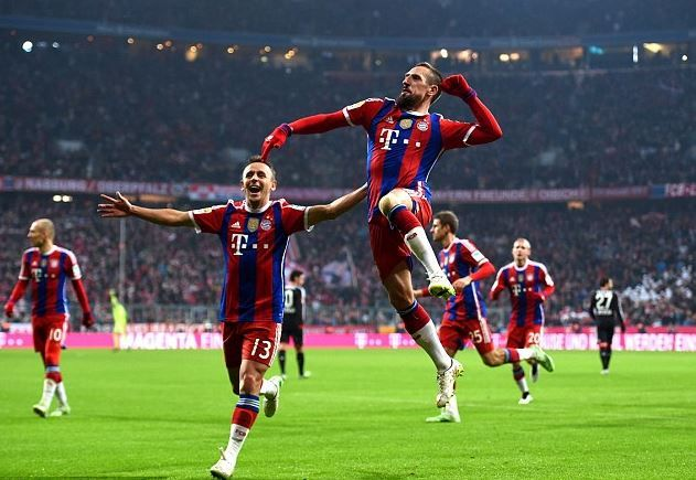 09. LM Franck Ribéry – Bayern Munich & France Top 10 FIFA 15 Player Ratings | FIFA 15 Best Players:- http://www.sportyghost.com/top-10-fifa-15-player-ratings-fifa-15-best-players/