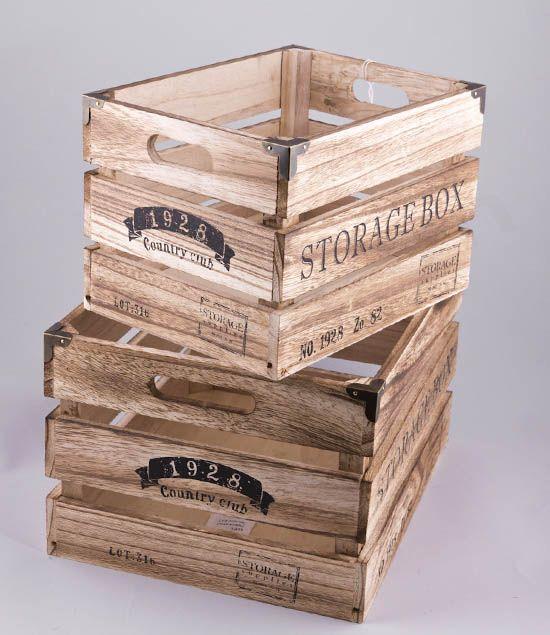Storage Box Καφάσι NewMan | bombonieres.com.gr