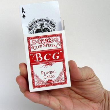 Easy Magic Card Tricks: The Rising Card