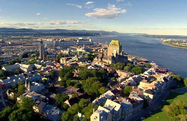 Québec / Québec City