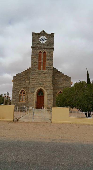 Die ou kerk van NG Kerk Pofadder - dis nou die kerksaal