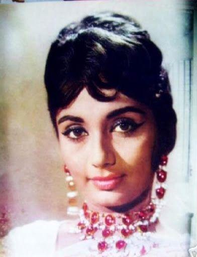 Sadhana Shivdesani (Bollywood veteran actress)