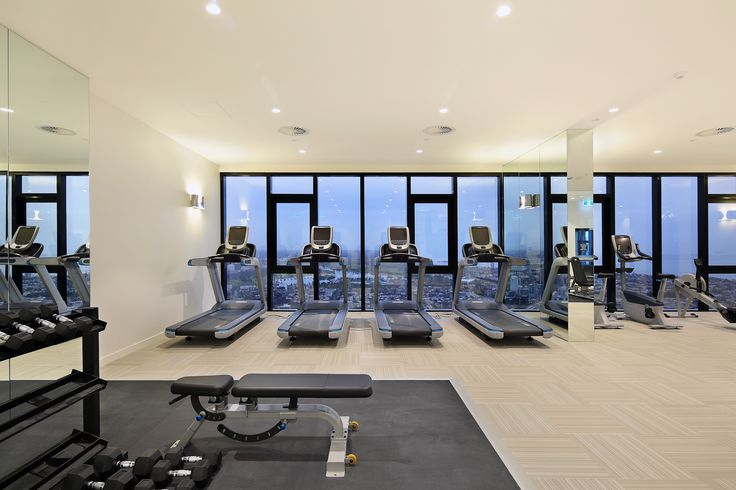 Burn off the calories while enjoying amazing views of Albert Park and Port Phillip Bay Platinum Tower is the newest landmark to grace the ever beautiful Melbourne sky line.