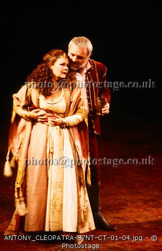 www.photostage.co.uk www.photostage.co.uk Anthony Hopkins Judy Dench Anthony and Cleopatra