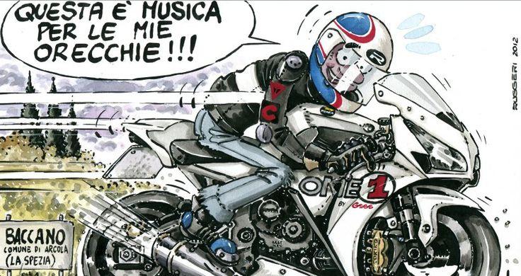 Dedicate ai motociclisti: le migliori canzoni