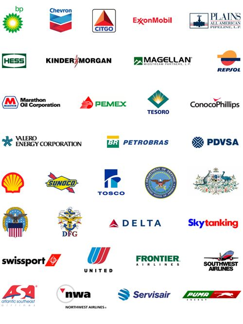 varecs customers include global oil companies