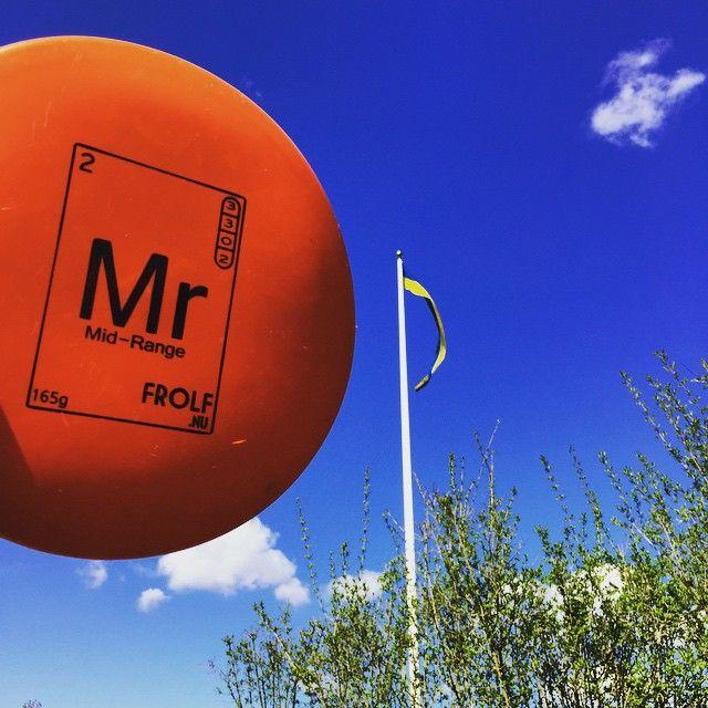 Mr mid-range firade Sveriges nationaldag i lördags. #midrange #discgolf #discgolfsweden #frolf #frolfnu #sweden #frisbeegolf #frisbee