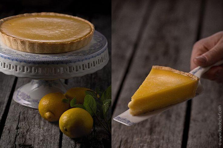 Французский лимонный торт-1