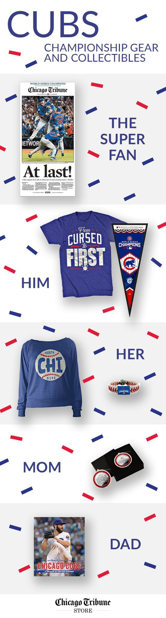 A gift for every Cubs fan in your life.