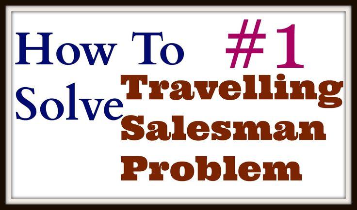 topics traveling salesman problem