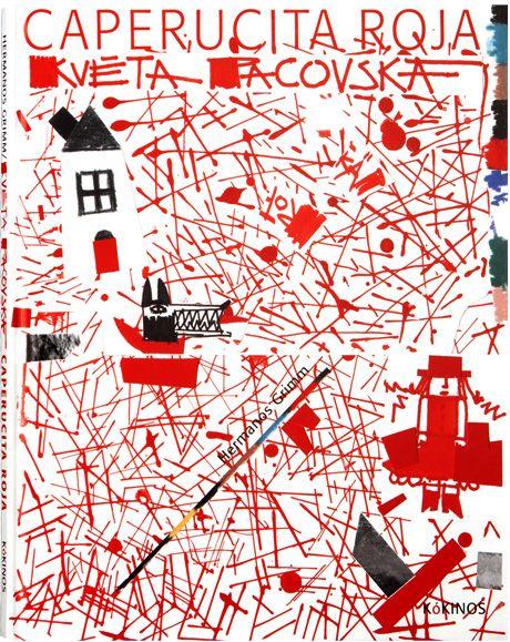 """""""Caperucita Roja"""" - Kuêta Pacovská (Kókinos)"""