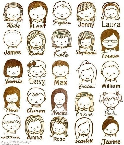 Face ideas for children