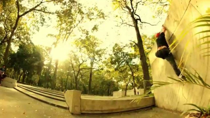 Karl FOW | Moving in the LIFE | PARKOUR FREERUNNIG