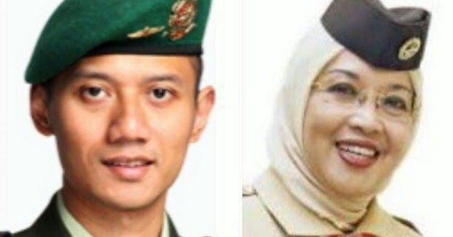 Agus Yudhoyono - Sylviana: Pesona Kaum Muda Perpaduan Militer-Birokrat