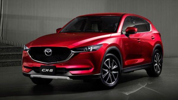 Mazda Cx 5 2019 Red Mazda Mazda Cx5 Car