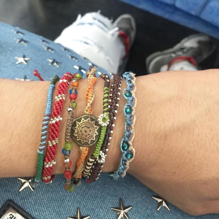 Earth Bracelet #armband från Wakami, säljs i Sverige av masomenos.se  お疲れ様です! ✨ 今から#名古屋 で#買い物 #飲み ✨ 良い物に巡り会えるか!? ✨ #music #talk #筋トレ talk #ultra…