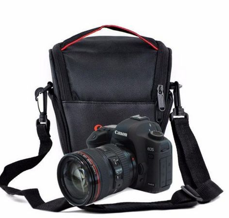 Waterproof Camera Case Bag For Canon DSLR EOS 1000D 1100D 1200D 700D 600D 550D 500D free sgipping  $34.99 free shipping