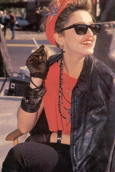 Madonna-Borderline (1984)