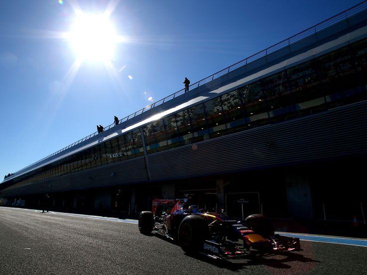 JEREZ TEST 01 - DAY 1 & 2   Scuderia Toro Rosso