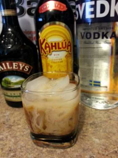 """Blonde Russian! - """"I'm tryin one or two rite now! awesome!"""" @allthecooks #recipe"""