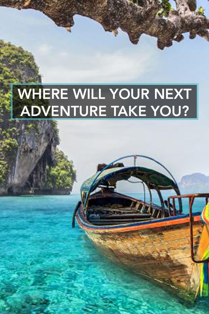 Answer our travel survey for a chance to win 2 roundtrip flights to AMAZING THAILAND!