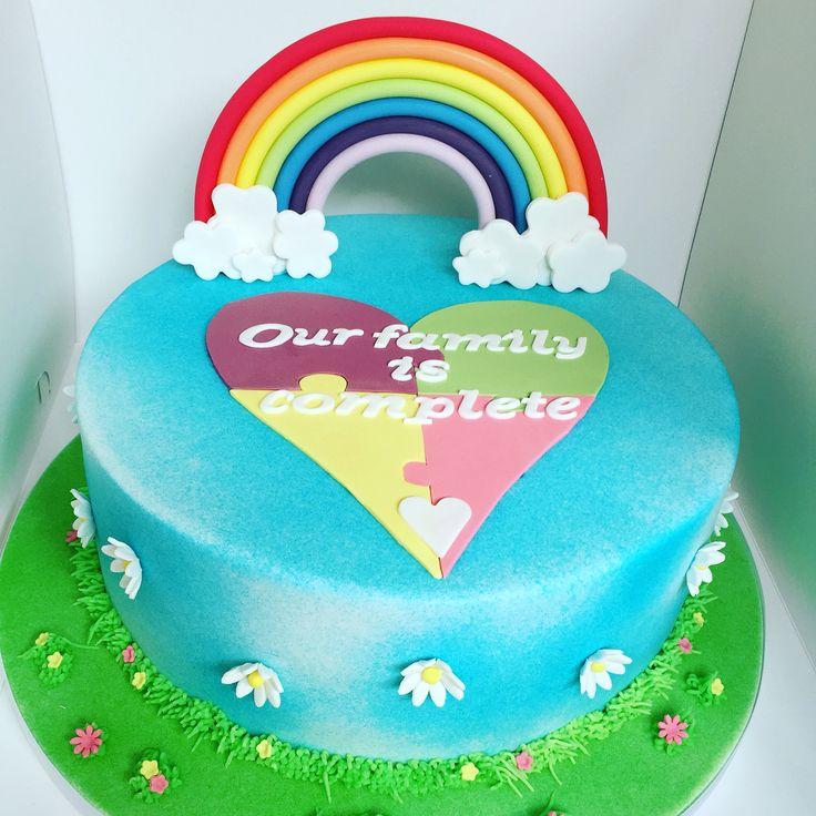 Adoption Celebration Cake Ideas