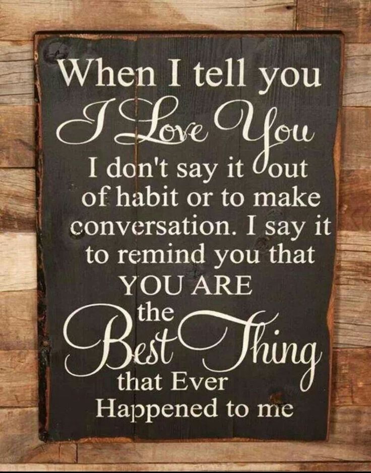 For my Love...my wonderful husband!