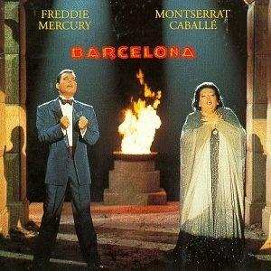 Freddie Mercury/Barcelona