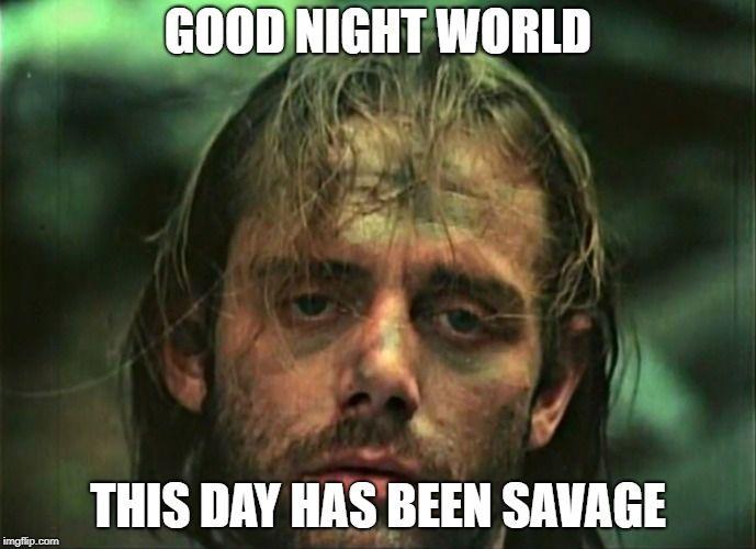 Custom Image Good Night Funny Good Night World Memes