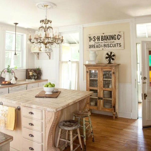 Best French Country Kitchen Images On Pinterest Home French