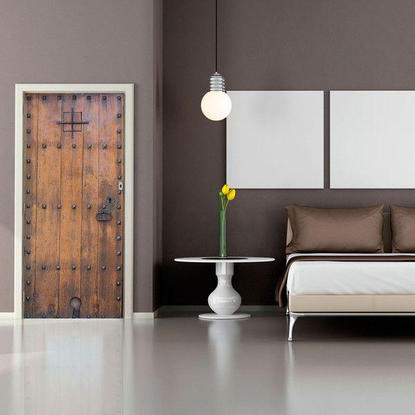Tapeta na drzwi 100x210 101005-3 - artgeist - Dekoracje #art #design #wnętrze #tapeta #drzwi