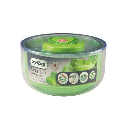 Zyliss Salad Spinner Color: Green