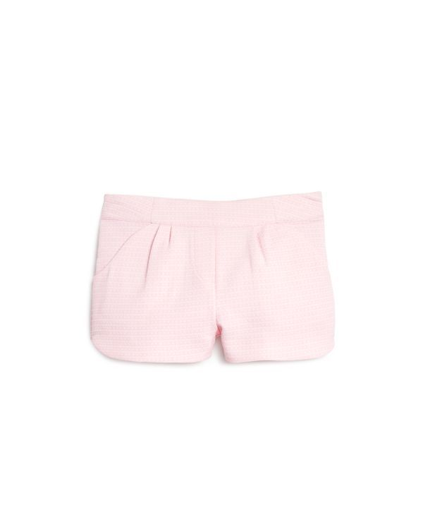 Tartine et Chocolat Girls' Dot Jacquard Shorts - Sizes 2-6X