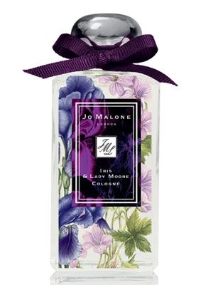 Iris & Lady Moore Jo Malone perfume - a new fragrance for women 2012