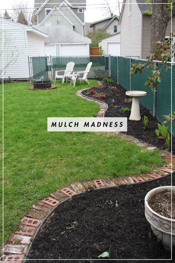81 best Beautiful Mulch images on Pinterest Gardening Landscaping