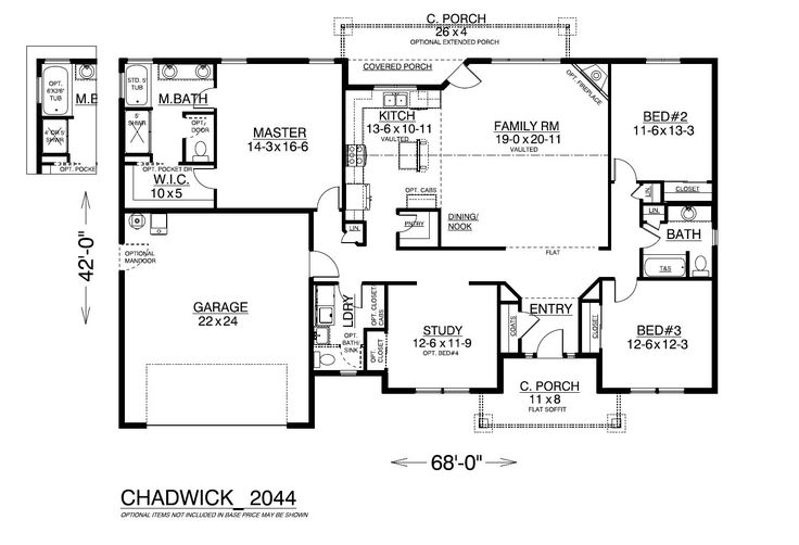 54 best images about home plans on pinterest house plans for Chadwick house plan