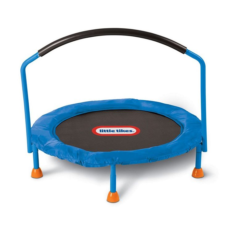 Little Tikes 3-ft. Trampoline, Other Clrs