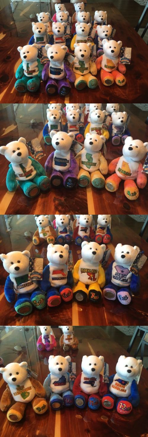 Limited Treasures 16478: Set Of The First 14 Limited Treasures Beanie Bears -> BUY IT NOW ONLY: $100 on eBay!