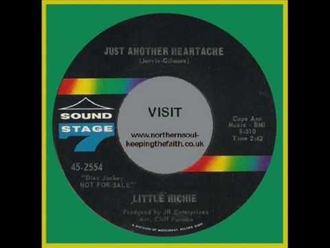 Little Richie - Just Another Heartache