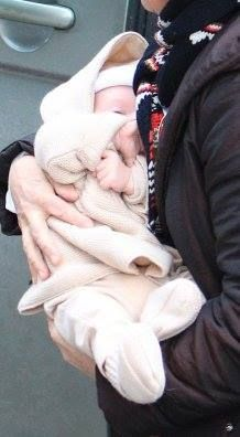 ROYALTY: Monaco royal family news - Charlotte's baby son, Raphael
