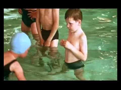 Zwemles Bert Haanstra. Weet nog goed dat we die keken.
