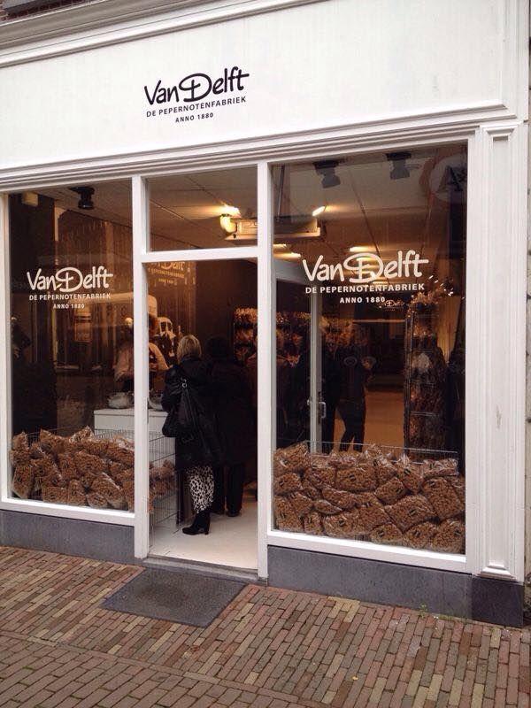 Pepernotenwinkel van Delft