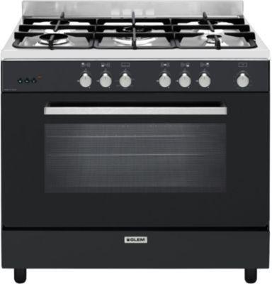 Offrez vous votre Piano de cuisson - Glem GE960CMBK avec Boulanger et découvrez les services boulanger comme le retrait en 1 heure en magasin*.