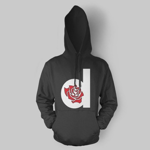 At the early age of 23, Derrick Rose already has a Rookie of the Year title, MVP title and shown he is one of the best in the league. Sport this artistic D-Rose sweatshirt the next time you're cheering on our point guard at the UC. Our Bulls hoodies are hand-printed on quality sweatshirts. For information on sizing, please see our
