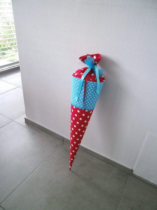 Schultüten - Schultüte MADITA - ein Designerstück von vom-lande bei DaWanda
