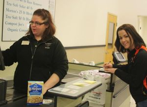 Couponing for a Cause!  We helped our local food pantry and schools with coupons!