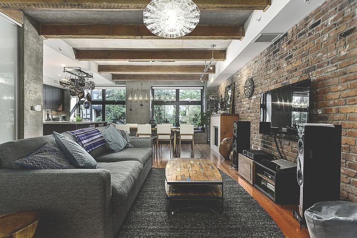Rustic Living Room By Studio Sofield By Architectural: 17 Best Ideas About Urban Industrial On Pinterest